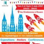 Affiche Rouen Mini Maker Faire